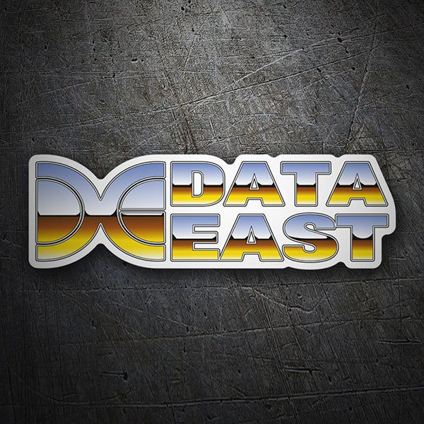 Pegatinas: Data East