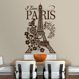 Vinilos Decorativos: I Love Paris 4