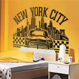 Vinilos Decorativos: Iconos New York City 5