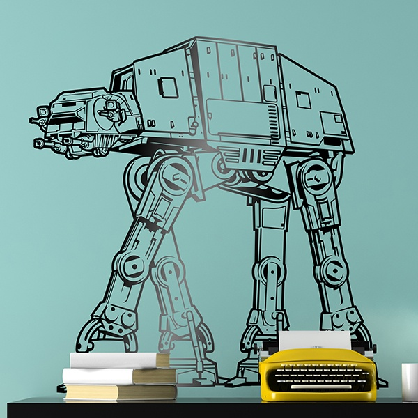 Vinilos Decorativos: AT-AT