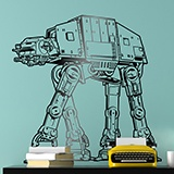 Vinilos Decorativos: AT-AT 3