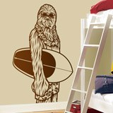 Vinilos Decorativos: Chewbacca California 2