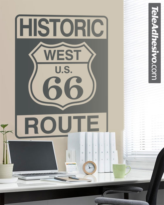 Vinilos Decorativos: Historic Route 66
