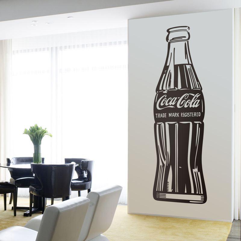Vinilo decorativo CocaCola de Wharhol
