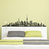 Vinilos Decorativos: Berlin Skyline 2
