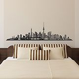 Vinilos Decorativos: Berlin Skyline 3