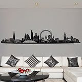 Vinilos Decorativos: Londres Skyline 2018 3