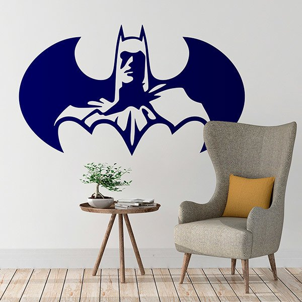 Vinilos Decorativos: Batman Chronicles