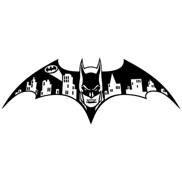 Vinilos Decorativos: Batman Gotham Knights