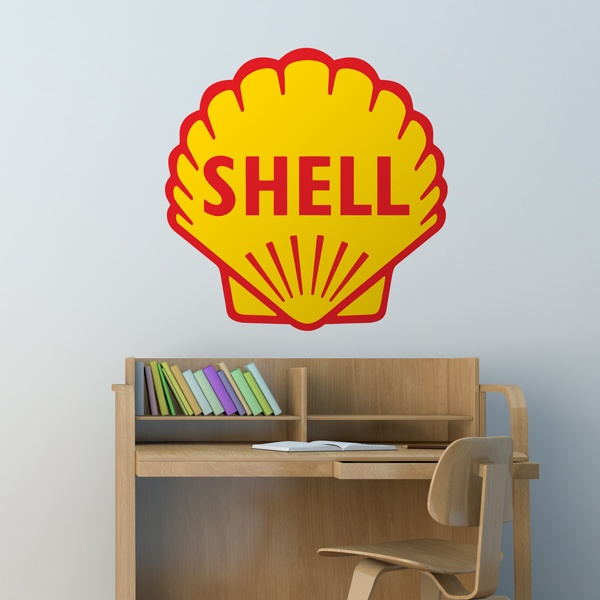 Vinilos Decorativos: Shell Bigger