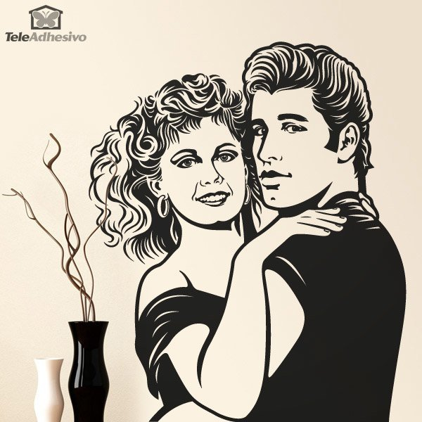 Vinilos Decorativos: Grease