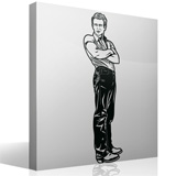 Vinilos Decorativos: James Dean - Gigante 2