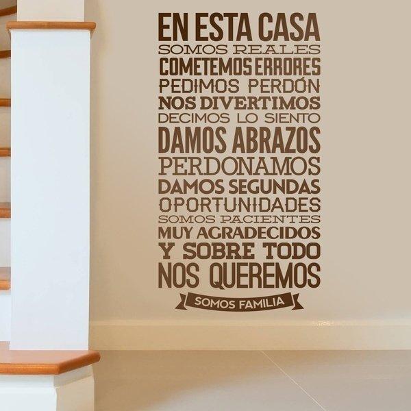 Vinilos de frases c lebres y citas motivadoras for Vinilos pared frases