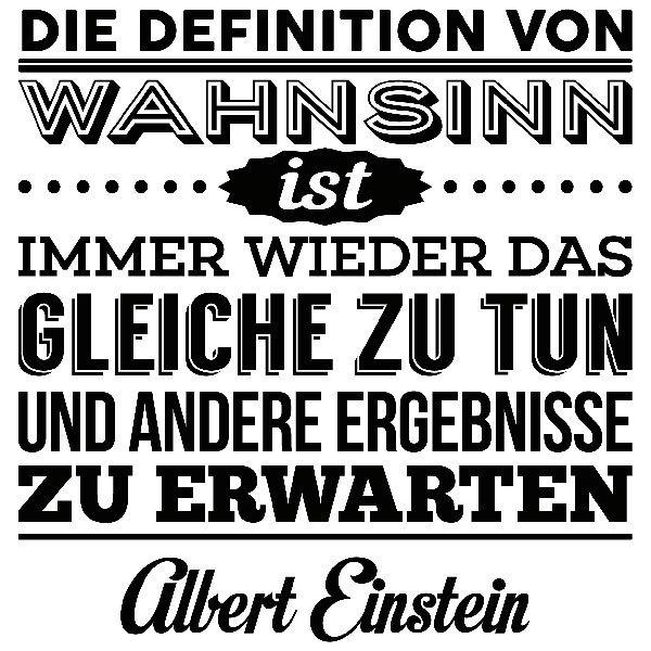 Definition Von Wahnsinn