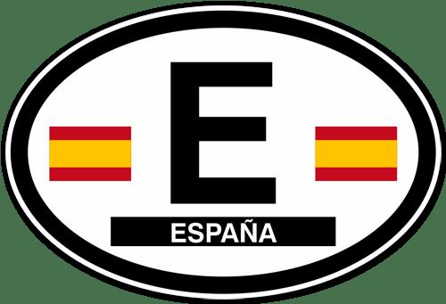 Adhesivos decorativos con bandera de espa a teleadhesivo - Teleadhesivo vinilos decorativos espana ...