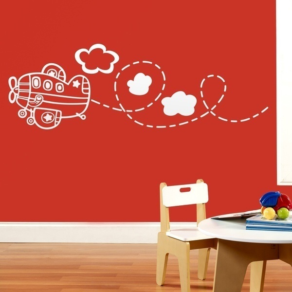 Vinilos decorativos infantiles para bebés de 0 a 4 años - Teleadhesivo
