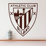 Vinilos Decorativos: Escudo Athletic Club de Bilbao 2
