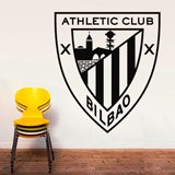 Vinilos Decorativos: Escudo Athletic Club de Bilbao 3
