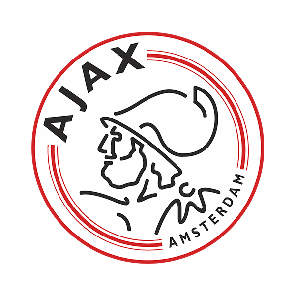 Vinilos Decorativos: Escudo Ajax Amsterdam Color