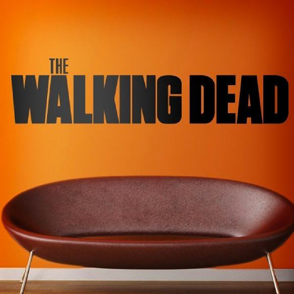 Vinilos Decorativos: The Walking Dead