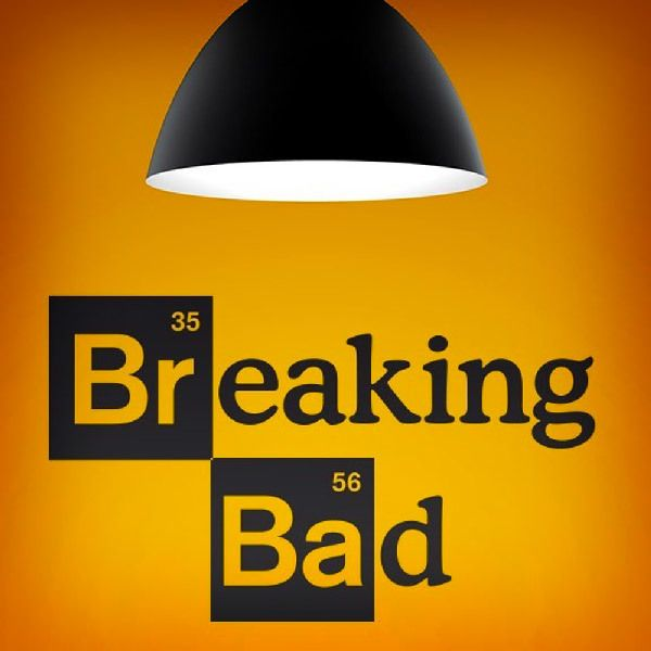 Vinilos Decorativos: Logo Breaking Bad 1 0