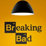 Vinilos Decorativos: Logo Breaking Bad 1 3
