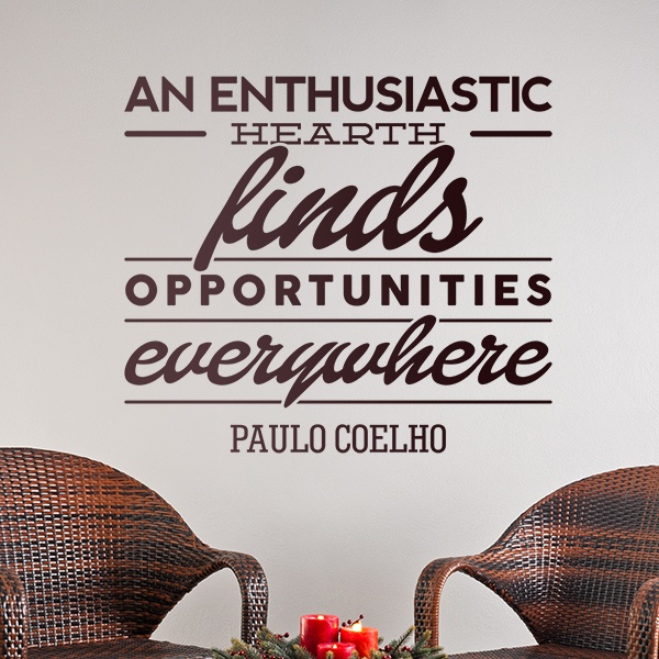 Vinilos Decorativos: An enthusiastic heart...