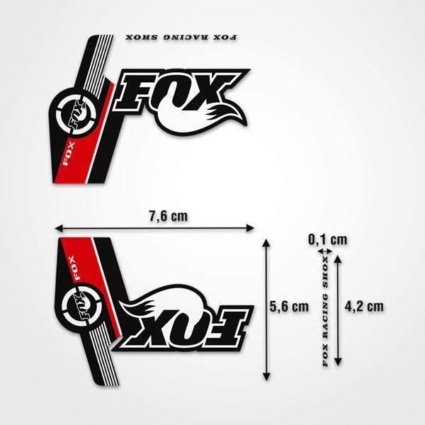 Pegatinas de vinilo para bicicletas