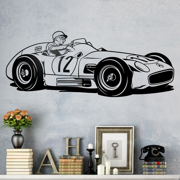 Vinilos Decorativos: Mercedes-Benz W196