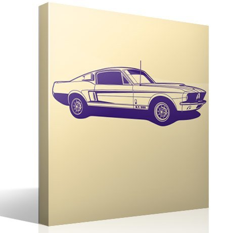 Vinilos Decorativos: Ford Mustang Shelby GT 500