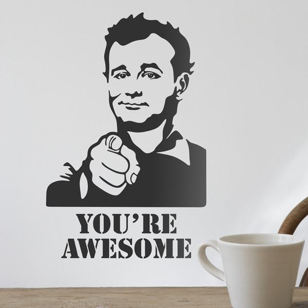 Vinilos Decorativos: Bill Murray
