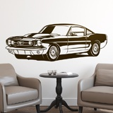 Vinilos Decorativos: Ford Mustang Shelby GT350 - 1966 3