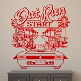 Vinilos Decorativos: Out Run 2