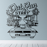 Vinilos Decorativos: Out Run 3