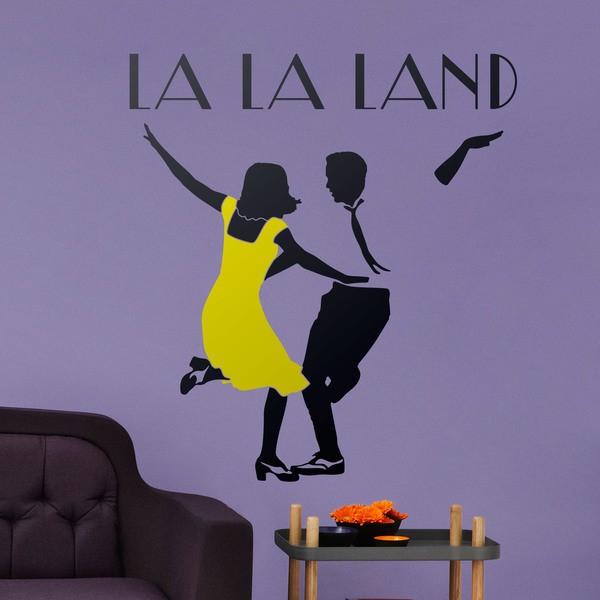 Vinilo decorativo de La La Land