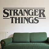 Vinilos Decorativos: Stranger Things 2 2