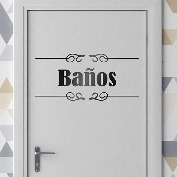 Vinilo decorativo para ba os se alizaci n ba os - Banos decorativos ...