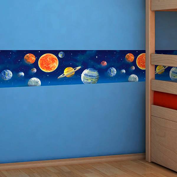 Cenefas infantiles adhesivas teleadhesivo - Cenefas decorativas infantiles ...