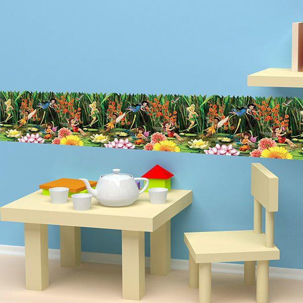 Cenefas infantiles adhesivas teleadhesivo for Greche decorative per cucina
