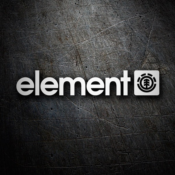 Pegatinas: Element 9