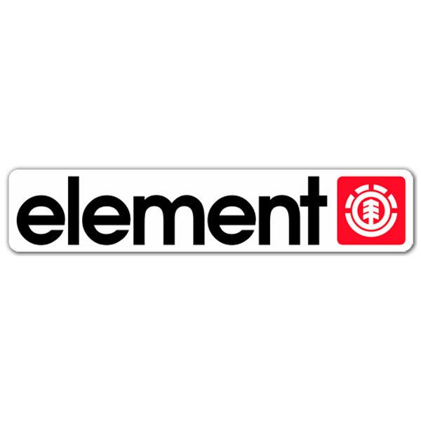 Pegatinas: Element 4