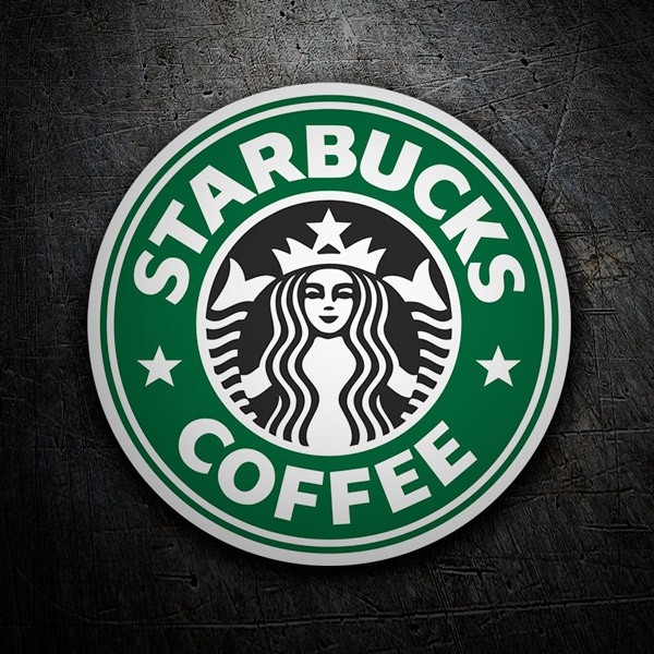 Vinilos Decorativos: Starbucks Coffee
