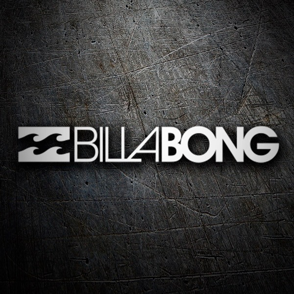 Pegatinas: Billabong 2