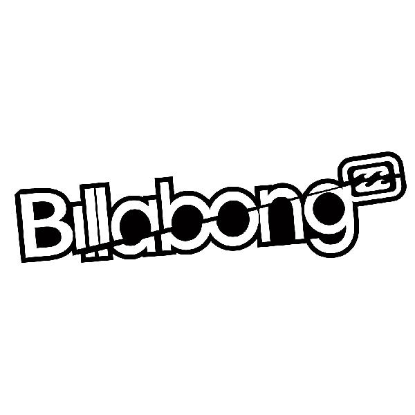 Pegatinas: Billabong 6