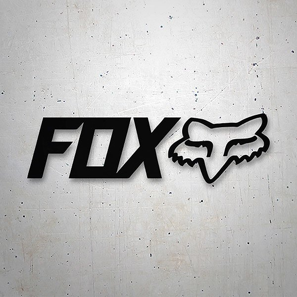Pegatinas: Fox Racing 2019