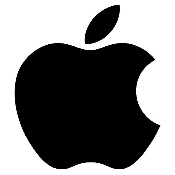 Pegatinas: Apple Logo