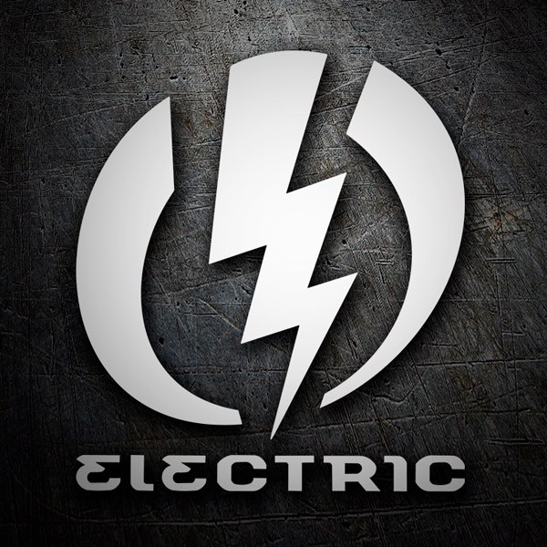 Pegatinas: Electric