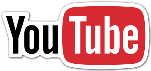 Pegatinas: YouTube