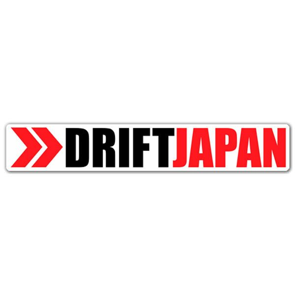 Pegatinas: Drift Japan 2