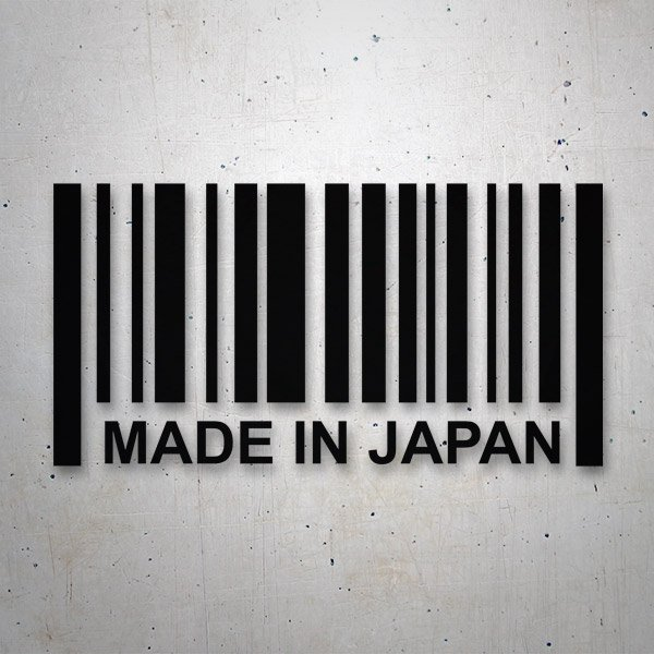 Pegatinas: Made in Japan